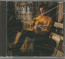 RANDY TRAVIS - You and you alone - CD 1998 SIGILLATO SEALED