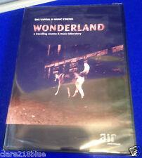 Wonderland: Un Viaje Cinema & Music laboratory [DVD NTSC Dolby 4 :3 ) Air