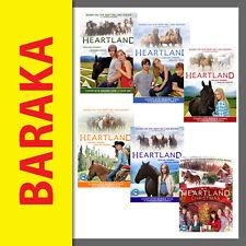 Heartland Complete Season Series 1, 2, 3, 4 & 5 + Christmas R4 DVD Heart Land