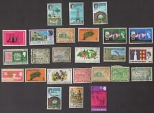 ST. KITTS, NEVIS & ANGUILLA (ALL YEARS) All Different Stamps (C78)