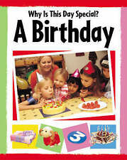 Good, A Birthday (Why Is This Day Special?), Powell, Jillian, Book