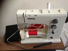 Vintage Bernina Record 830 with Red Hard Case, Manual, Lift Arm, Accessories