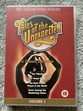 Tales of the Unexpected, Volume 1 1980's - DVD