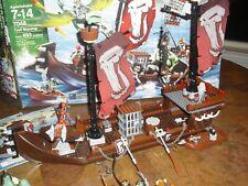 LEGO 7048 Castle Troll Warship  NO DRAGON OR KNIGHT