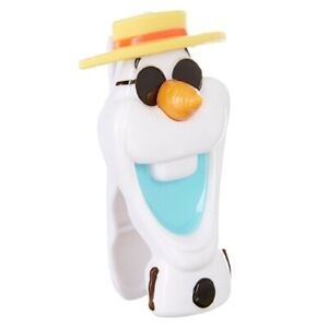 Disney Frozen Olaf Sarong & Towel Clip - Clamps Holds Beach Swim Home Towels NWT