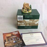 LILLIPUT LANE ~ FAITHFUL FRIENDS ~ L2354 ~ Deeds & Original Box ~ Great Tew