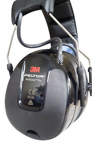 3M Peltor Worktunes Pro AM/FM Radio Earmuff Headphone Electronic Tool Work Safe