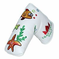 Golf Blade Putter Cover Golf Magnetic for Ping Adams Scotty Cameron Odyssey New