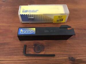 Iscar , GHGL 25-2, Cutting Tool Holder.