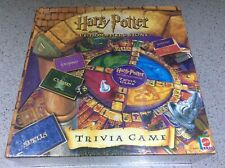 Harry Potter and the Philosophers Stone TRIVIA GAME by Mattel - NEW  **SEALED**