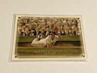 2007 UD Masterpieces Baseball Base Card - Brooks Robinson - Baltimore Orioles