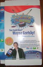 2003-04 Pepsi Wayne Gretzky, BOTH Contests, Two Different Hanging Box Displays