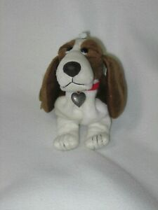 """Hush Puppies of the Month February I Wuff You 6"""" Bean Bag Plush w/tags Applause"""