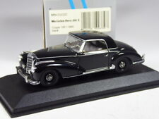 (KI-03-21) Minichamps 032320 Mercedes 300 S Coupé 1951 schwarz in 1:43 in OVP