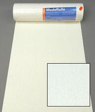 Carta da parati 1000-5 Erismann Moda 5 Tappezzeria 15 m Struttura Uni bianco