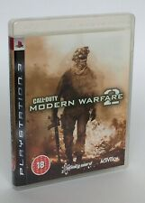 Call Of Duty Modern Warfare Playstation 3 PS3 Online Combat Game