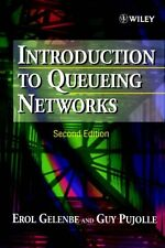Introduction to Queueing Networks - Erol Gelenbe - 2nd Edition - HBK - VERY GOOD