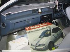 DASH MAT, DASHMAT,DASHBOARD COVER FIT SUZUKI SWIFT+HOLDEN BARINA 1989-1991, GREY