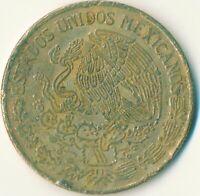 COIN / MEXICO / 1 PESO 1974   #WT11997