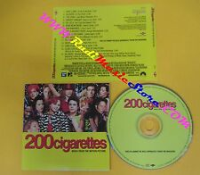 CD 200 CIGARETTES SPAIN OST 31 PROMO 1999 no dvd vhs mc lp (OST1)