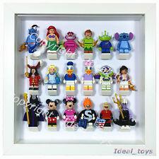 lego Disney Mini figures Display Case Frame Series 5 6 7 8 9 10 11 12 13 14 15