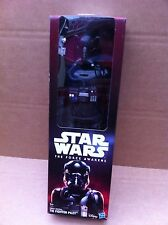 """Star Wars Force Awakens - 12"""" First Order Tie Fighter Pilot - Combined Postage"""