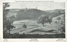 A View of the 7th Green From the 7th Tee, Golf Course at Drumlins, Syracuse Ny