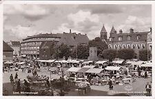 * SWEDEN - Lund - Martenstorget 1956