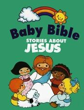 Baby Bible Stories about Jesus Currie, Robin Board book