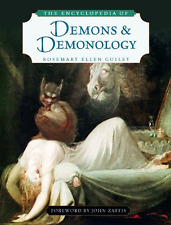 The Encyclopedia of Demons and Demonology - Paperback NEW Zaffis, John 2009-10-3