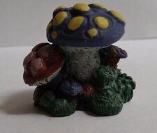 Dwarven Forge Caverns Mushrooms 5-MP4 .  Painted.