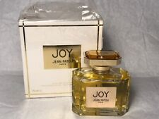 JOY Eau De Parfum~EDP~JEAN PATOU~PARIS~2.5FL oz~75ml~SPRAY~Wrapped~NIB~Opened
