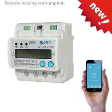 Conmutador inteligente de control remoto WIFI monitoreo de energía sobre la protección de voltaje bajo