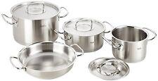 Fissler Pro Collection 4-Piece Cookware Set-Profi Professional Range German made