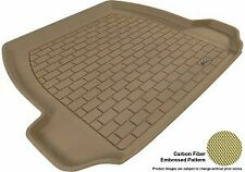 3D MAXpider for 2007-2016 Volvo S80 Kagu Cargo Liner - Tan - aceM1VV0021302