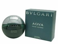 Bvlgari Aqva Pour Homme by Bvlgari 3.4 oz EDT Cologne for Men New In Box
