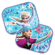 2 X Parasol UV de coche de Frozen de Disney Bebé Niños Niños Visera de ventana 12