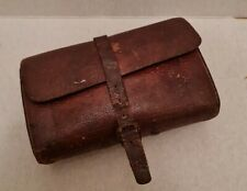 Vintage A Carter & Co. London Leather Fly Fishing Wallet With Flies & Tools Etc.