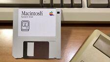 Floppy del PRIMO System Disk 1.1 per  Macintosh 128K, Plus ed SE in Inglese