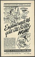 WWII Militaria Books