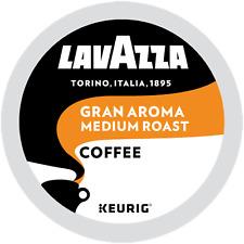 Lavazza Gran Aroma Coffee Keurig 2.0 K-Cups - FRESH, BRAND NEW 22ct.