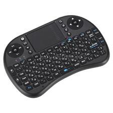 Black Wireless Russian RU Keyboard Handheld Air Mouse Remote Control Pad Z9M6