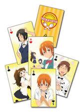 Wagnaria!!!! Anime Poker Playing Cards GE-51534