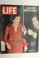 Life 1971 Jackie Onassis Seagrams Scottish Terrior Buick Ads Magazine Feb M09