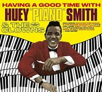 Huey Smith Piano - Having A Good Time / Twas The Night Before Christmas [New CD]