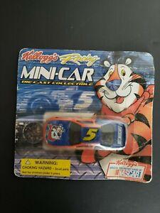 Vintage Kelloggs Nascar Mini Car Terry Labonte Monte Carlo Muscle Cars Racing