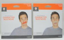Halloween Decor 2 Mustache Sets