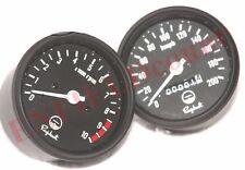 Yamaha RD250 RR350 Rajdoot Rpm Tachometer Speedometer Speedo 200 Kmph CAD