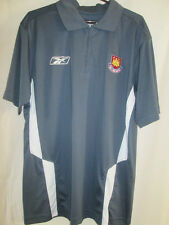 West Ham United Training Leisure Football Shirt Size Small /16274