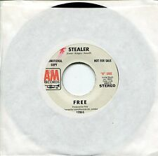 FREE-Stealer (RARE USA Promotion Issue, USA, A & M, 1970)